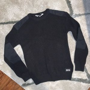 Boys Black Sweater Size 8-10YR